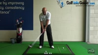 Look at your Divots to Fix your Golf Shots. Swing Tips for Senior Golfers Video - by Dean Butler