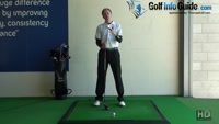 Lorena Ochoa Pro Golfer, Swing Sequence Video - by Pete Styles