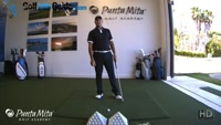 Low Point Bottom Out Swing Lesson by PGA Pro Tom Stickney