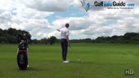 Lower Your Hands For A Golf Draw Video - by Pete Styles