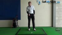 What is a Crisp Chip shot golf drill 4 Lower is better experiment with scoop Video - by Pete Styles