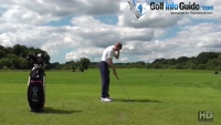 Lowering Your Hands Can Help Hit A Golf Draw Video - by Pete Styles