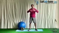 Lying Chest Throw For Explosive Golf Power Video - by Peter Finch