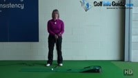 Main Reason for Leaving Putts Short Ladies Putting Tip Video - by Natalie Adams