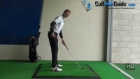 Maintain Forward Bend Throughout Swing, Golf Video - by Pete Styles