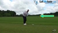 Maintaining The Forward Bend During The Golf Swing Video - by Peter Finch