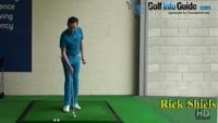 Make a Golf Chip Shot Spin More Video - by Rick Shiels