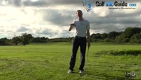 Making Contact With The Golf Ball First Video - by Pete Styles