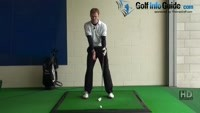 Mark O'Meara Pro Golfer Simple Swing around tilted spine, Golf Video - by Pete Styles