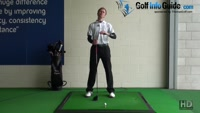 Michelle Wie Pro Golfer, Swing Sequence Video - by Pete Styles