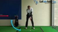 Golf Pro Mike Weir: Extended Pre-Shot Waggle Video - by Pete Styles
