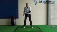What are stable legs Golf Drill 4 Mirror check points Video - by Pete Styles