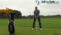 Modifying Your Set Up For Golf Pitch Shots Video - by Pete Styles
