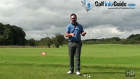 Monitoring Your Balance Whilst Making A Full Golf Swing Turn Video - by Peter Finch