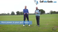 More Power With One Move - Video Lesson by PGA Pros Pete Styles and Matt Fryer