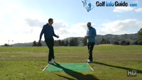 Move Your Hips Through Impact - Video Lesson by PGA Pros Pete Styles and Matt Fryer