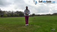 Narrow Golf Stance For Better Hip Turn Video - by Peter Finch