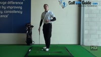 Never putt short again putt over shaft Video - by Pete Styles
