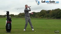 No Turning Back Golf Swing Tip Video - by Pete Styles