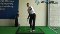 Senior Golfer 11 - Open your stance Video - by Pete Styles