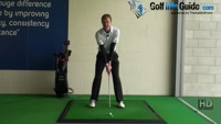 Senior Golfer Swing Tip - Keep the elbows together Video - by Pete Styles