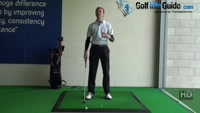 Senior Golfer 13 - Balanced finish Video - by Pete Styles