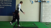 Senior Golfer 2 - Closer for less back pain Video - by Pete Styles
