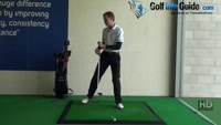 Senior Golfer  5 - Complete the best shoulder turn possible Video - by Pete Styles