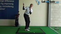 Senior Golfer 8 - Work hard on maintaining posture in transition, Golf Video - by Pete Styles