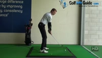 Senior Golfer  9 - Allow an over the top swing Video - by Pete Styles