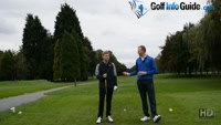 On Course Playing Lesson at Davyhulme Park GC Hole #1 for Will Brown by Pete Styles