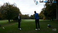 On Course Playing Lesson at Davyhulme Park GC Hole #14 for Will Brown by Pete Styles