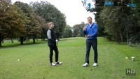 On Course Playing Lesson at Davyhulme Park GC Hole #4 for Will Brown by Pete Styles
