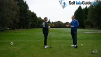 On Course Playing Lesson at Davyhulme Park GC Hole #7 for Will Brown by Pete Styles