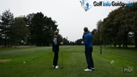 On Course Playing Lesson at Davyhulme Park GC Hole #8 for Will Brown by Pete Styles