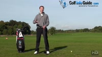 One Plane Golf Swing To Improve Your Slice Video - Lesson by PGA Pro Pete Styles