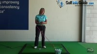 One Plane Women Golf Swing Plus and Minus Video - by Natalie Adams