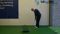 Open Putting Stance To Help on Long Putts Senior Tip Video - by Dean Butler