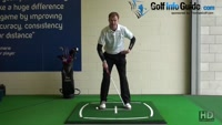 Open Stance, Free Wrists on Long Putts Video - by Pete Styles