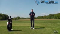 Open Your Right Foot In Your Golf Stance Video - by Pete Styles