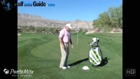 Option When to Far to Chip or Putt by Tom Stickney