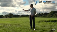 Other Adjustments Required When Playing From A Ball Above The Feet Golf Lie Video - by Pete Styles