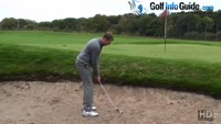 Other Varieties Of Golf Bunker Shots Video - by Pete Styles