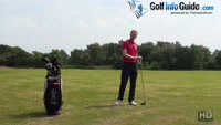 Other Ways To Relieve Golf Swing Tension Video - by Pete Styles