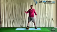 Overhead Slam For Smashing The Ball Video - by Peter Finch