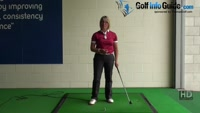 Ladies Overlapping vs Interlocking Golf grip Video - by Natalie Adams