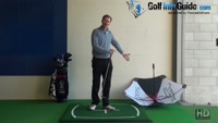 Perfect Focus For Chipping With This Back Yard Umbrella Drill Video - by Pete Styles