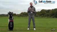 Perfect Iron Strikes In Golf Video - by Pete Styles
