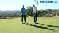 Perfect set up for putting - Video lesson by PGA pros Pete Styles and Matt Fryer