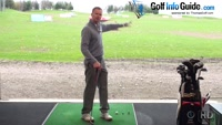 Pick A Definitive Target Line For Your Golf Shots Video - by Pete Styles